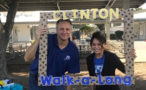 Clinton Walk-a-Long – October 18, 2019 - article thumnail image