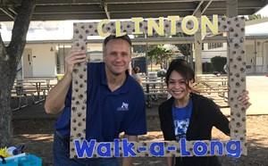 Clinton Walk-a-Long – October 18, 2019 - article thumnail image